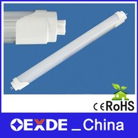 Wholesale T8 Commercial Lighting - Wholesale and retail LEDT8 warm white cool white fluorescent daylight tube 0.6M0.9M1.2M suitable alternative home and commercial lighting