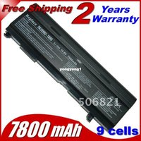 Wholesale Tecra A6 - Durable- 9 cells Replacement Laptop Battery PA3399U-2BAS for Toshiba Satellite Pro A100 M50 Tecra A3 A4 A5 A6