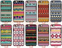 Wholesale Aztec Tribal S4 - Aztec Tribal Tribe Pattern For iPhone 6 6S 7 Plus SE 5 5S 5C 4S iPod Touch 5 For Samsung Galaxy S6 Edge S5 S4 S3 mini Note 5 4 3 phone cases