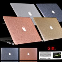 Wholesale Full Laptop Cases - Hard Crystal Matte Frosted Full Case For MacBook Air Pro Retina 11 12 13.3 15 For MacBook Pro 13 15 inch Cover