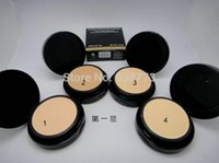 Wholesale Double Perfection Compact - Wholesale-4PCS LOT New DOUBLE PERFECTION COMPACT 4Colors POWDER MADEUP 30g +Free