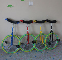 Wholesale Bicycle Frame Bmx - wholesale one wheel monocycle bike Knight Steel Frame onewheel Unicycle wheelbarrow bicycle for child and young people