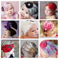 Wholesale Shining Headwear Kids Accessories - Baby feather Headbands Baby girls Kids feather Hair Ornaments Hair Bands Shining headwear Hair Accessories kids childrens Headwrap KHA214