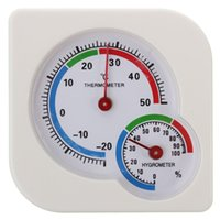 Wholesale Temp Humidity Controllers - High quality New Arrival Excellent Quality Indoor Outdoor MIni Wet Hygrometer Humidity Thermometer Temp Temperature Meter