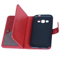 Wholesale galaxy s5 purse for sale - Group buy Luxury Multifunction Wallet Leather Case Card Slot Stand Money Pouches Purse For Samsung Galaxy Grand G530 G360 S5 S6 EDGE PLUS Note5 Skin
