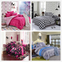 Wholesale super king sized bedding online - Comforter bedding set twin full queen king and super king size bedding single double bed sheet set