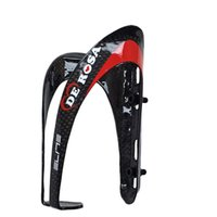 Wholesale Moutain Bikes - High Quality Derosa Elite Carbon Water Bottle Cage Road Moutain Bike Bicycle Water Bottle Holder Cycling Bike Parts Glossy