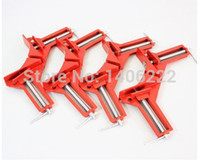 Wholesale 4pcs Style Degrees Angle Clamp Right Angle Woodworking Frame Clamp DIY Glass order lt no track