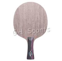 stiga carbo 7.6 großhandel-Großhandels-Stiga Carbo Oversize WRB 7.6 erhöhen Blatt Gesicht Tischtennis Blade für PingPong Racket