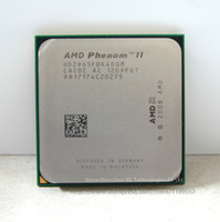 Procesador AMD Phenom II X4 965 (3.4GHz / 6MB L3 Cache / Socket AM3) CPU de piezas dispersas Quad-Core