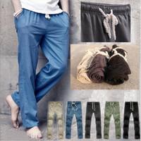 Distributors of Discount Mens Linen Pants Sale | 2017 Red Linen ...