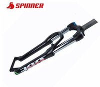 spinner suspension - Bicycle fork spinner sp300 suspension Road Moutain Bike Forks for er MTB s Disc Brakes