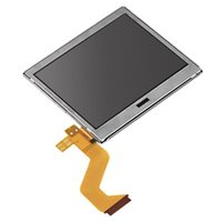 Wholesale Ndsl Lcd Screen - Best Price New Top Upper LCD Display Screen Replacement for Nintendo DS Lite For DSL For NDSL DSLite order<$18no track