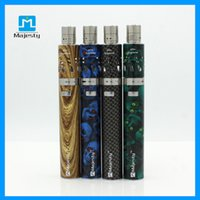 Wholesale Ego Coloured Battery - Patented Ego supreme kit Optional colours 2200 mAh Battery and 0.5ohm   1.0ohm Atomizersupply in stock