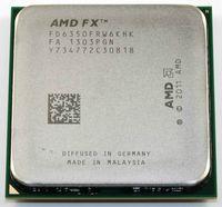 computadoras de escritorio con procesador amd al por mayor-AMD FX 6350 Six Core 3.9GHz Desktop PC Socket AM3 + CPU Processor