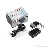 bewegungserkennung usb-ladegerät kamera großhandel-Volle 1080 P usb Ladegerät Kamera Fernbedienung Stecker Mini DV DVR mit Bewegungserkennung AC Adapter ladegerät Lochkamera