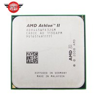 Procesador AMD Athlon II X3 445 3.1GHz 1.5MB L2 Cache Socket AM3 Triple-Core piezas dispersas cpu