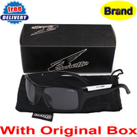 Wholesale Cycling Sunglass Wholesale - Wholesale-With Original Box,Arnette Brand Sunglasses Fashion Coating Sunglass Women Men Sport Cycling Glasses Oculos De Sol Feminino