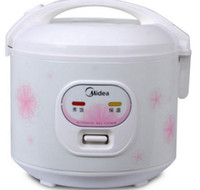 Wholesale Measuring Eggs - 4L portable 8 cup rice cooker YJ408H 220v 650W non-stick stainless steel inner pot buy rice cooker on sale steamed fish bread egg bun