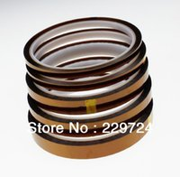 Wholesale Shirts For Sublimation Wholesalers - Wholesale-Wholesale 3D Sublimation consumable heat resistant adhesive tape for 3d blanks case,mug,T shirt free shipping