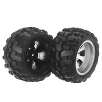 2-4 Years original tires - 2pcs Original Wltoys A979 Rc Car Right Left Tire A979 Part for Wltoys RC Car Toy order lt no track