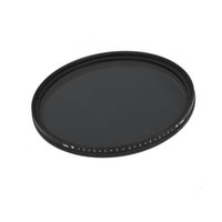 Wholesale Neutral Density Filter Nd2 - New!FOTGA 49mm Slim Fader Neutral Density ND Filter Variable Adjustable ND2 to ND400