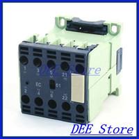 Wholesale 36v Ac Motors - Wholesale-36V 50Hz Coil Motor Control 3Pole 1NC AC Contactor CJX2-0901E