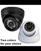 "Wholesale Ir Dsp Cctv - 1 3"" 1200TVL 24 IR Leds Dome camera SONY IMX138 sensor + FH 8520 DSP Indoor CCTV Camera"