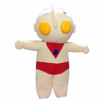 Ultraman Mascot Costume Adult Size Fancy Dress Party Animation Outfit Abbigliamento