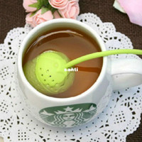 Wholesale teapot designs for sale - Group buy New Arrive Silicone Rose Design Tea Leaf Strainer Herbal Spice Infuser Teacup Teapot Filter