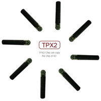 Wholesale 4d key transponder resale online - JMA TPX2 Cloner D TPX2 Transponder Chip Car Key Glass Copy Chip