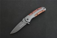 Wholesale Wood Model Tools - Wholesale 8 models Browning knife X50 DA43 x49 x47 x43 x42 x39 x38 folding knives outdoor camping hunting Pocket Knife EDC tools