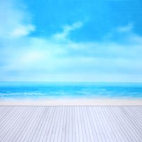 Wholesale Sea Photography Backdrops - 5X7ft Sunshine Sea Scenic For Wedding Photography Vinyl Backdrops Backgrounds Computer Printed Photos Art New Camera Background Backdrop
