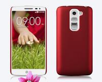 caixas telefone g2 venda por atacado-Para lg g2 caso transparente, caso para lg g2, para lg g2 pu caso de couro para lg g2, para lg g2 pc telefone caso g2 telefone shell