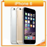 caixas de desbloqueio para celular venda por atacado-Desbloqueado Original Iphone 6 do Telefone Móvel 4.7