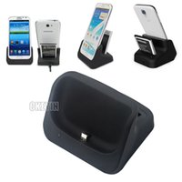 Wholesale Dual Charging Cradle Galaxy - DUAL Sync USB Desktop Charging Dock Battery Charger Cradle for Samsung Galaxy S3 SIII i9300 i9308 0.43-ATA27H order<$15 no tracking