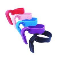 Wholesale Handles For Kitchen - Stock in 30Oz New Tumblers Holders Nonslip Plastic Cups Handles as Gadgets for Kitchen Home Travel