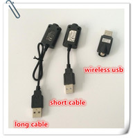 USB Charger Cable for eCig CE4 CE6 cigarro eletrônico USB Ego-T Ego-C Ego-W F1 Ego-CE4 CE6 e Kits de cigarro