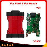 Wholesale Free Programming Tools - V101 newest version VCM II Diagnostic Tool with programming function VCM 2 for Ford & for Mazda free shipping