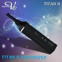 Wholesale Dhgate Express - 2014 DHgate express electronic vapor cigarette Titan I kit Dry herb vaporizer titan 2