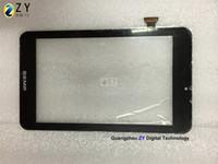 китайские сенсорные панели оптовых-Китайский оригинальный новый Wgj7372-V3 замена сенсорного экрана для 7-дюймовый WGJ7372 SEMP середине сенсорной панели Digitizer PAD стекла ремонт