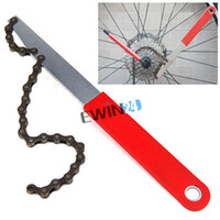 Wholesale Bicycle Tools Chain - New and high quality Bicycle Bike Cassette Freewheel Chain Whip Remove Tool+ Lockring Remove Tool Set