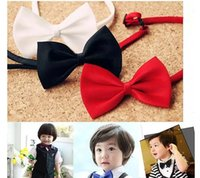 Wholesale wholesale women bowties - Bow Ties for Weddings High Quality Fashion Man And Women Neckties Mens Bow Ties Leisure Neckwear Bowties Adult Wedding Bow Tie
