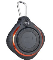 Wholesale Thermometer Bluetooth - Sports Waterproof AJ94 With hook With Thermometer Wireless Bluetooth Speaker TF AUX USB Mini Subwoofer Bluetooth Portable Speakers