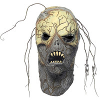 Cracks Tree Demon Halloween Mask Halloween Costume Movie Mask Full Head Мужской Женский 17.7 * 8.2 inch