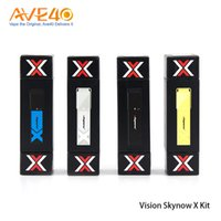 Wholesale Vision Designs - Authentic Vision Skynow X Kit with 450mAh Built-In Battery 1.7ml Capacity Top Refill Design VS Mag Kit