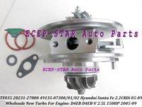 Wholesale Turbocharger For Hyundai - Turbo Cartridge CHRA TF035 28231 27800 2823127800 4913507302 4913507300 4913507100 Turbocharger For HYUNDAI Santa Fe 05-09 D4EB V 2.2L CRDi