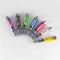 Wholesale Ego Ce4 Cartomizer Quality - CE4 Atomizer Hot Selling CE4 Cartomizer 1.6ml for eGo-T eGo W eGo Electronic Cigarette Kits E-cigarette Kit Various Colors High Quality