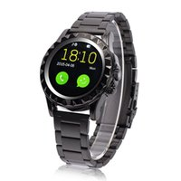 Wholesale Heart Thermometer - LEMFO LF08 Smart Watch Bluetooth Fathion Fitness Smartwatch For Android IOS Phone Mate Heart Rate Thermometer UV Measurement New