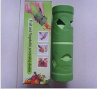 Wholesale branding process - Brand New Multi Slicer Fruit Vegetable Easy Garnish Veggie Cutter Planing Processing Device Kitchen gadgets